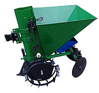 Картофелесажатель мотоблочный Кентавр  П-1ЦУ (зеленый) Бесплатная доставка