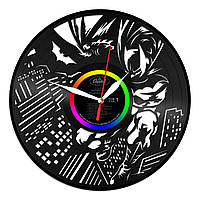 Часы из виниловой пластинки, Batman