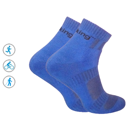 Трекинговые носки Treking Short демисезонные