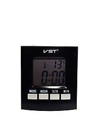 Будильник настольный говорящий VST-7027, КОД: 116753
