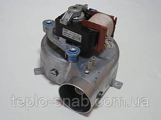 Вентилятор (турбина) дымоудаления Viessmann Vitopend 100 WH1B (24 Kw), WH1D (24 Kw), WH0A (24 Kw). 7829879