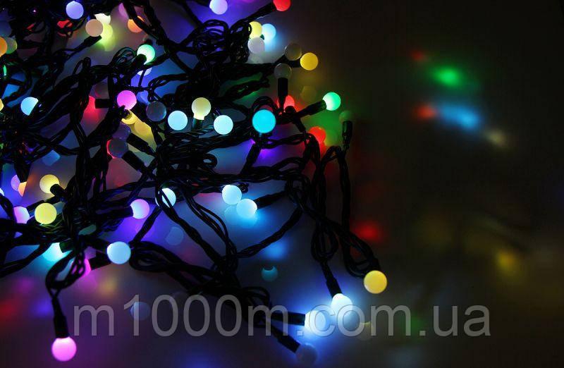 Гирлянда светодиодная шары маленькие, 20 LED