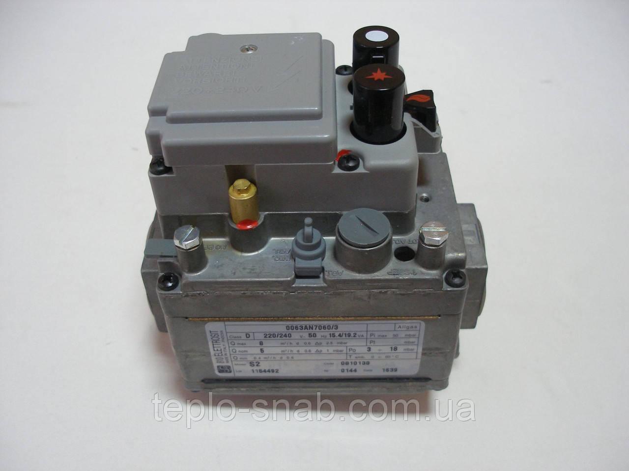 Газовий клапан 810 ELETTROSIT енергонезалежний - .0.810.138