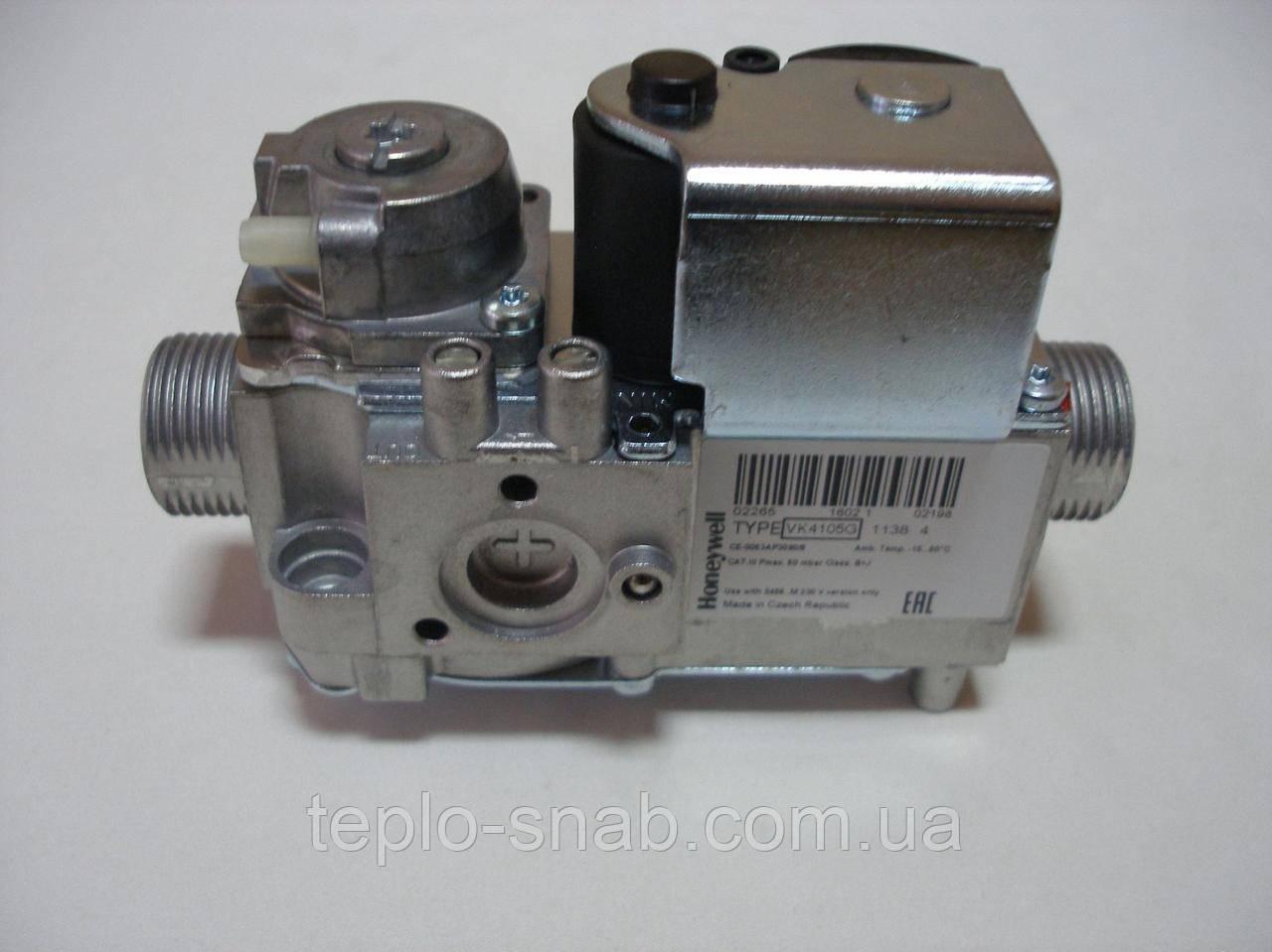 Газовый клапан Honeywell 4105 G. Baxi MAIN 18F, Westen Quasar D24. 5702340