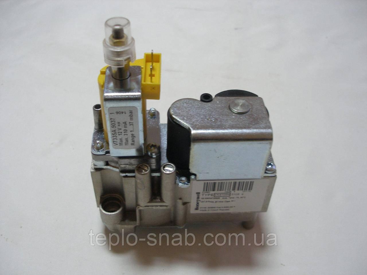 "Газовый клапан Honeywell VK 4105M M-M 3/4"". Westen Quasar D 24 F"