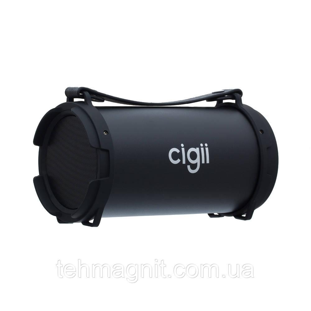 Беспроводная Bluetooth колонка Cigii S22B (BoomBOX) С FM-Радио