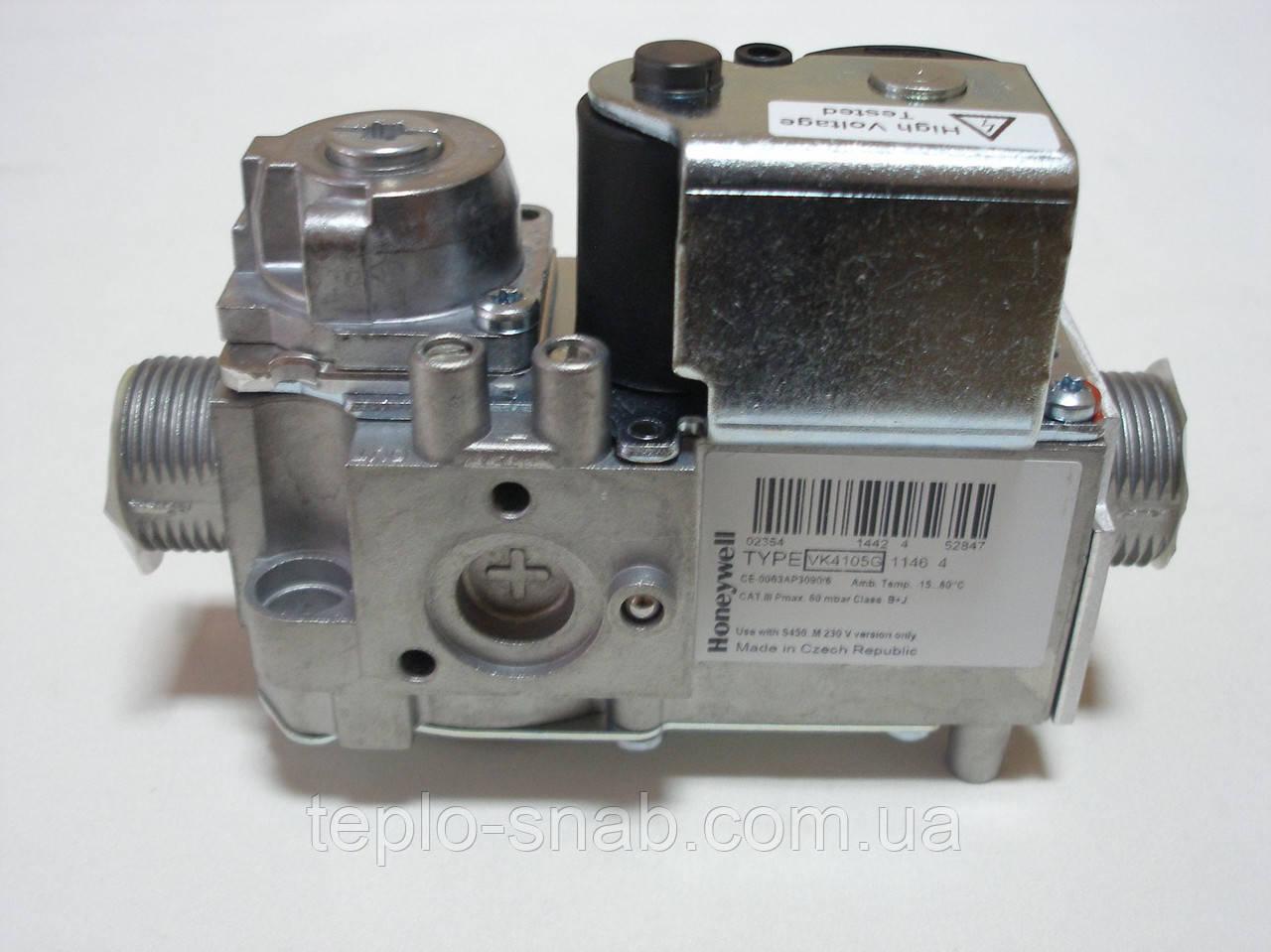 Газовый клапан Honeywell VK4105G1146U Protherm KLOM 16, KLZ 15, Leopard v15. 0020023220