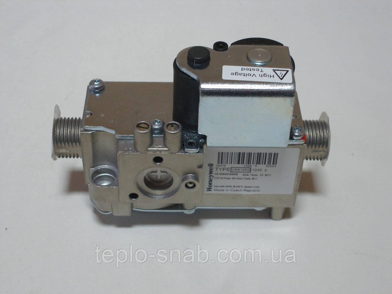 Газовый клапан Honeywell VK4105G1245U. Ferroli Domiproject,C24,F24,C32,F32 FerEasy C24,F24,C32,F32. 39819620