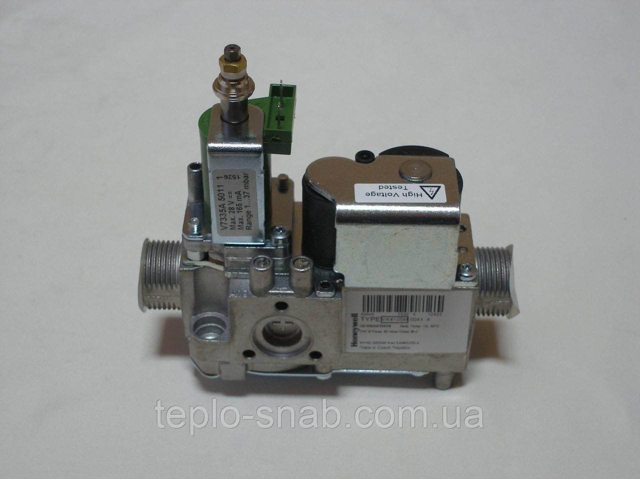 Газовый клапан Honeywell VK4105M5041U. Chaffoteaux 61312123. Ariston 65100244