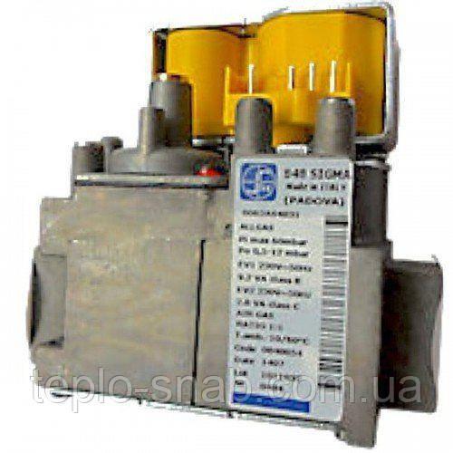 Газовый клапан SIT 848 газового котла Baxi/Westen Prime HT, Novadens Boyler. 5671930