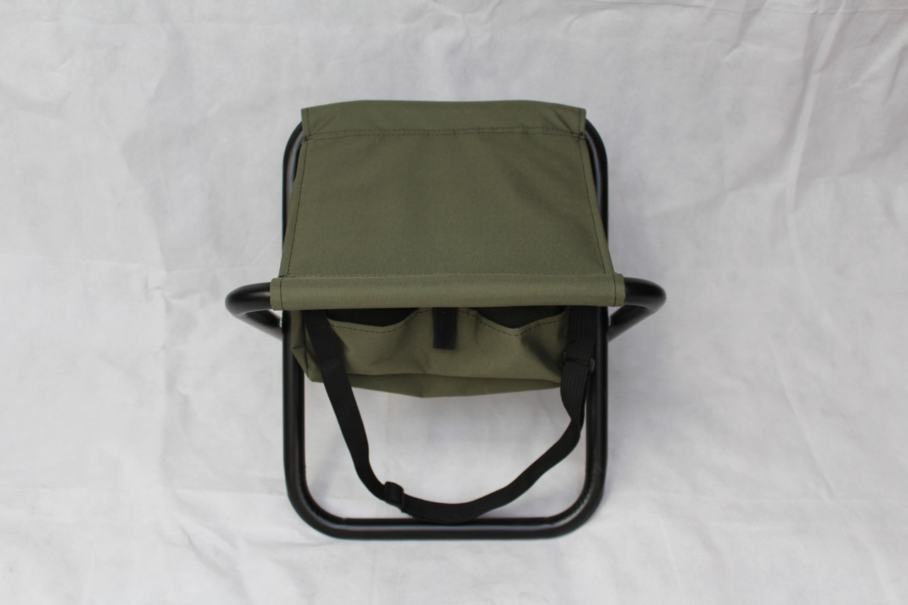 Стул складной Кенгуру с сумкой и плечевым ремнем