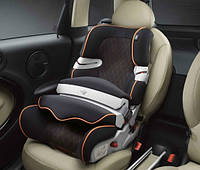 Детское автокресло MINI Junior Car Seat I-II Black/Orange