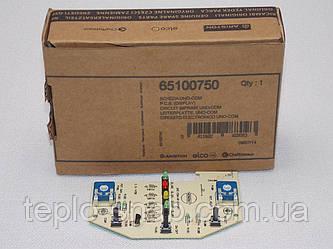 Передня панель користувача Ariston Uno. 65100750