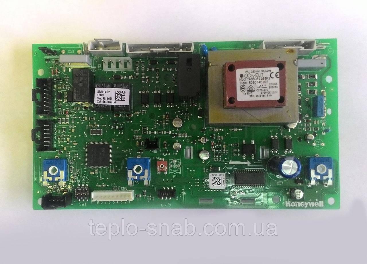 Плата управления Baxi Eco 3 Compact/Westen Pulsar (котлы с ручками и дисплеем) - 5680410