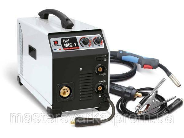 Зварювальний інверторний напівавтомат HOT MIG-1
