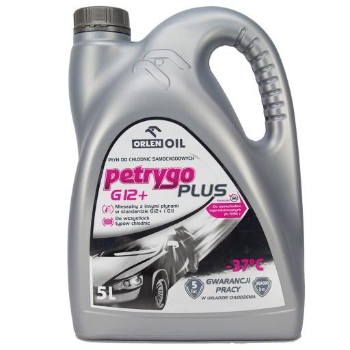 ORLEN Petrygo Plus G12+ 5л