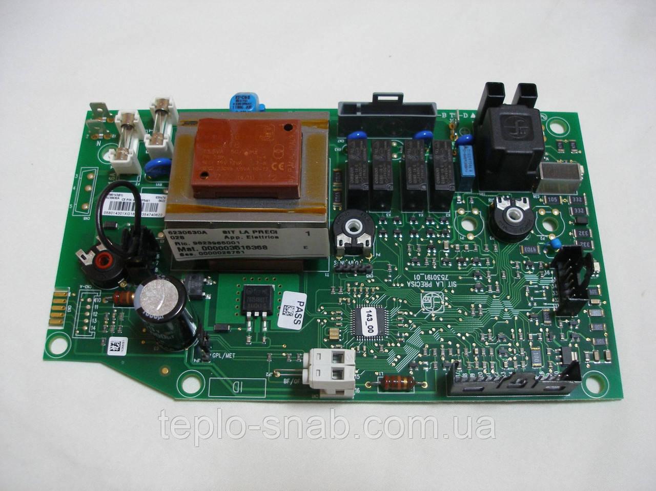 Плата управления Sime Format Zip, Metropolis. 6230630, 6230698