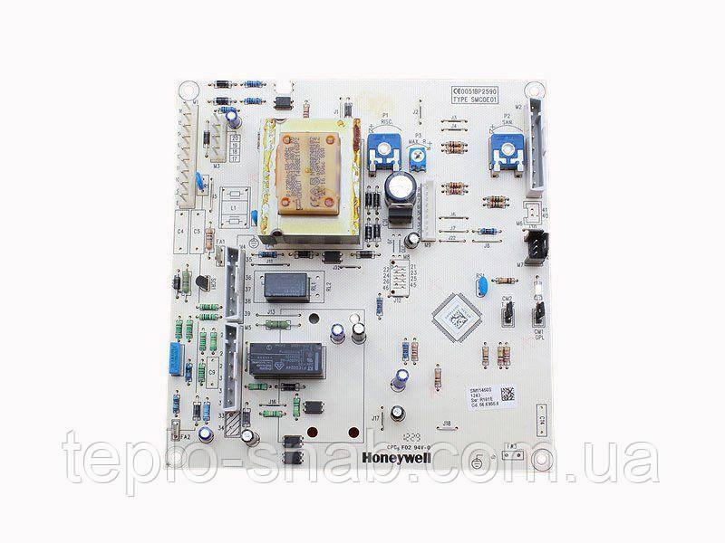 Плата управления Westen Energy, Baxi Eco (к газовому клапану VK 4105 M)- 5669550 (Honeywell SM11450U)