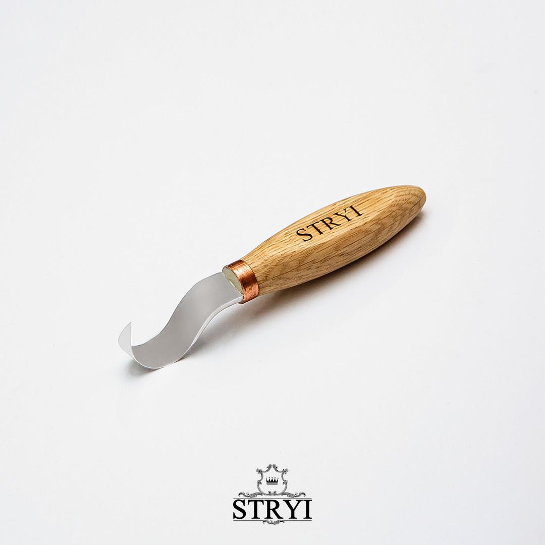 Стамеска ложкорез 25мм от производителя STRYI