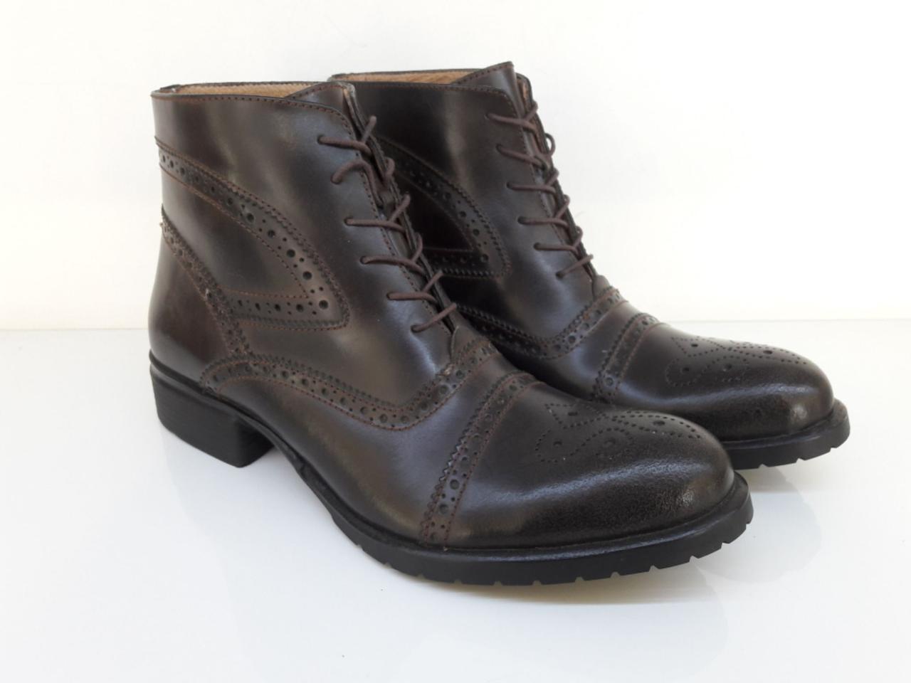 Ботинки Etor 4458 41 коричневые