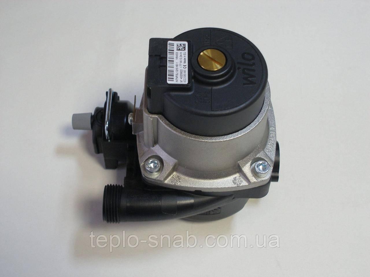 Циркуляційний насос (в зборі) для газового навісного котла Biasi Delta M297R.24CM/F, M97.24DM/F. BI1462103