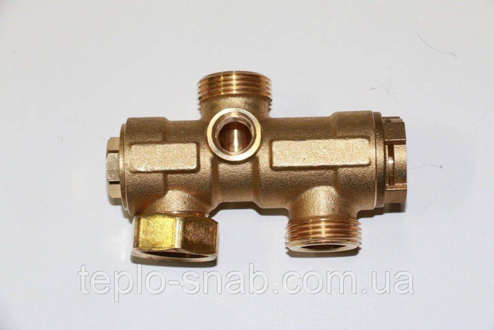 3-х ходовий клапан газового котла Baxi/Westen Nuvola, Nuvola 3 Comfort, Boyler, Boyler Digit. 5663040