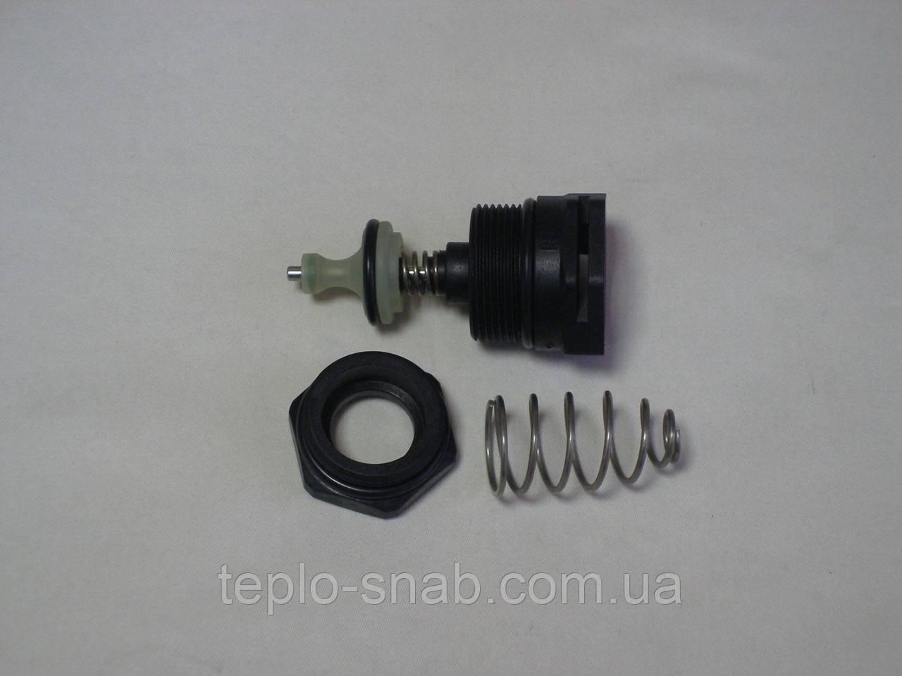 Ремкомплект 3-х ходового клапана (в зборі з гайкою) газового навісного котла Demrad Atron/Protherm Lynx.