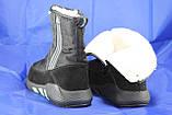 Женские непромокаемые термосапоги в стиле Adidas система PrimaLoft, фото 3