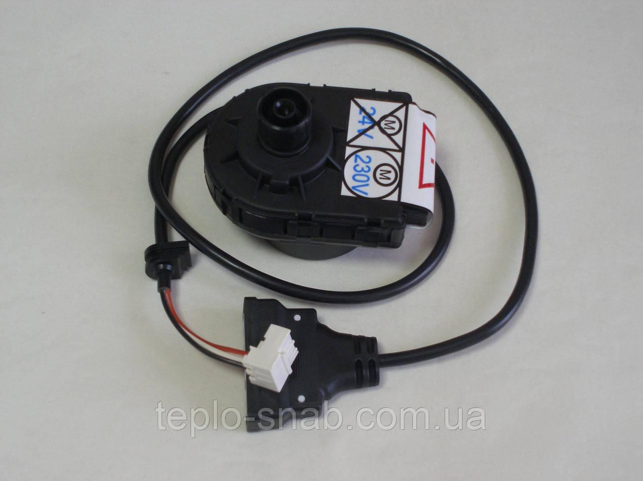 Электропривод (сервомотор) 3-х ходового клапана Junkers / Bocsh. 8707406098