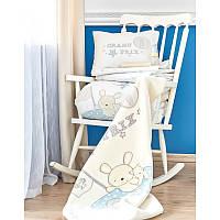 Детский плед в кроватку Karaca Home - Champion 2018-1 100*120