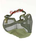 Защитная маска MIL-TEC AIRSOFT (Olive), 15613601