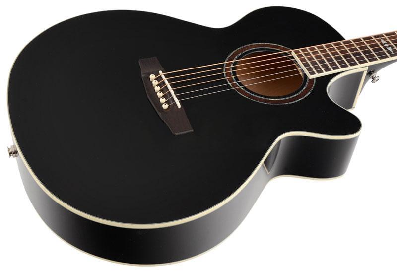 Електро-акустична гітара CORT SFX5 (BK)