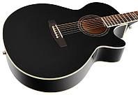 Електро-акустична гітара CORT SFX5 (BK), фото 1