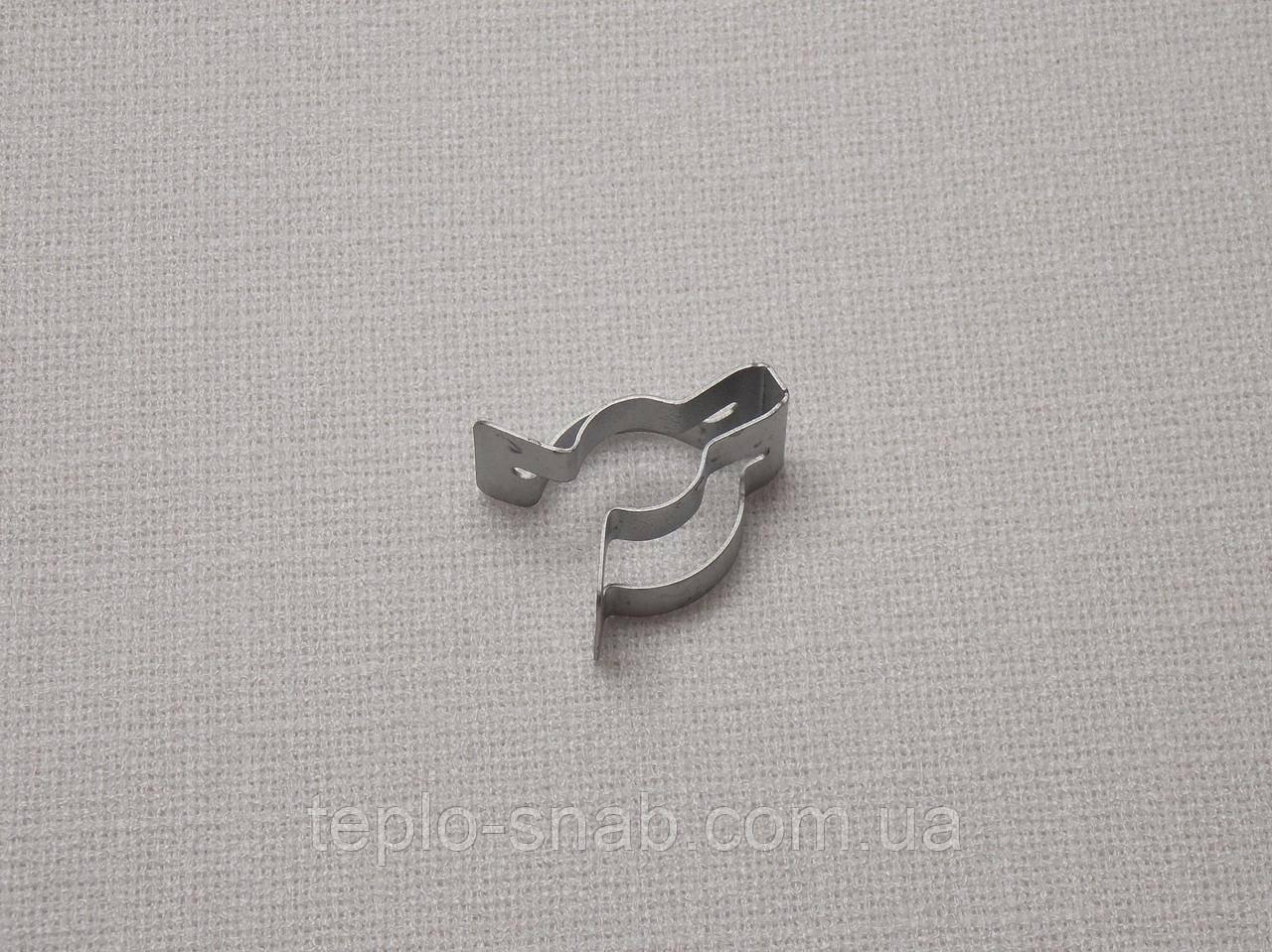 Скоба (зажим) для трубки теплообменника и трубки байпаса газового конденсационного котла ВAXI Luna Н