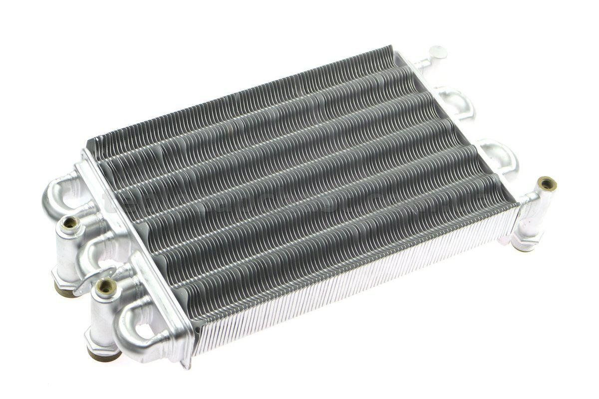 Теплообменник битермический Solly Standart H 26. 2XJ1750012