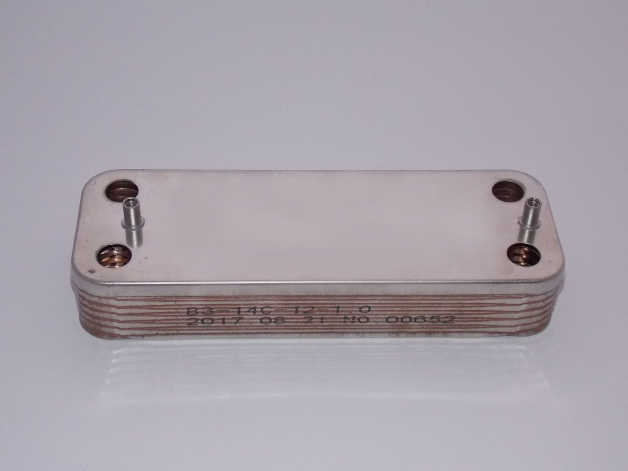 Вторинний теплообмінник ГВП SAUNIER DUVAL Thema Classic. S1005800