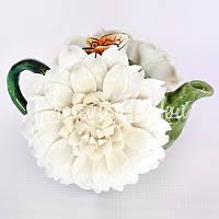Заварочный чайник «Хризантема» (Pavone) L-16 см.