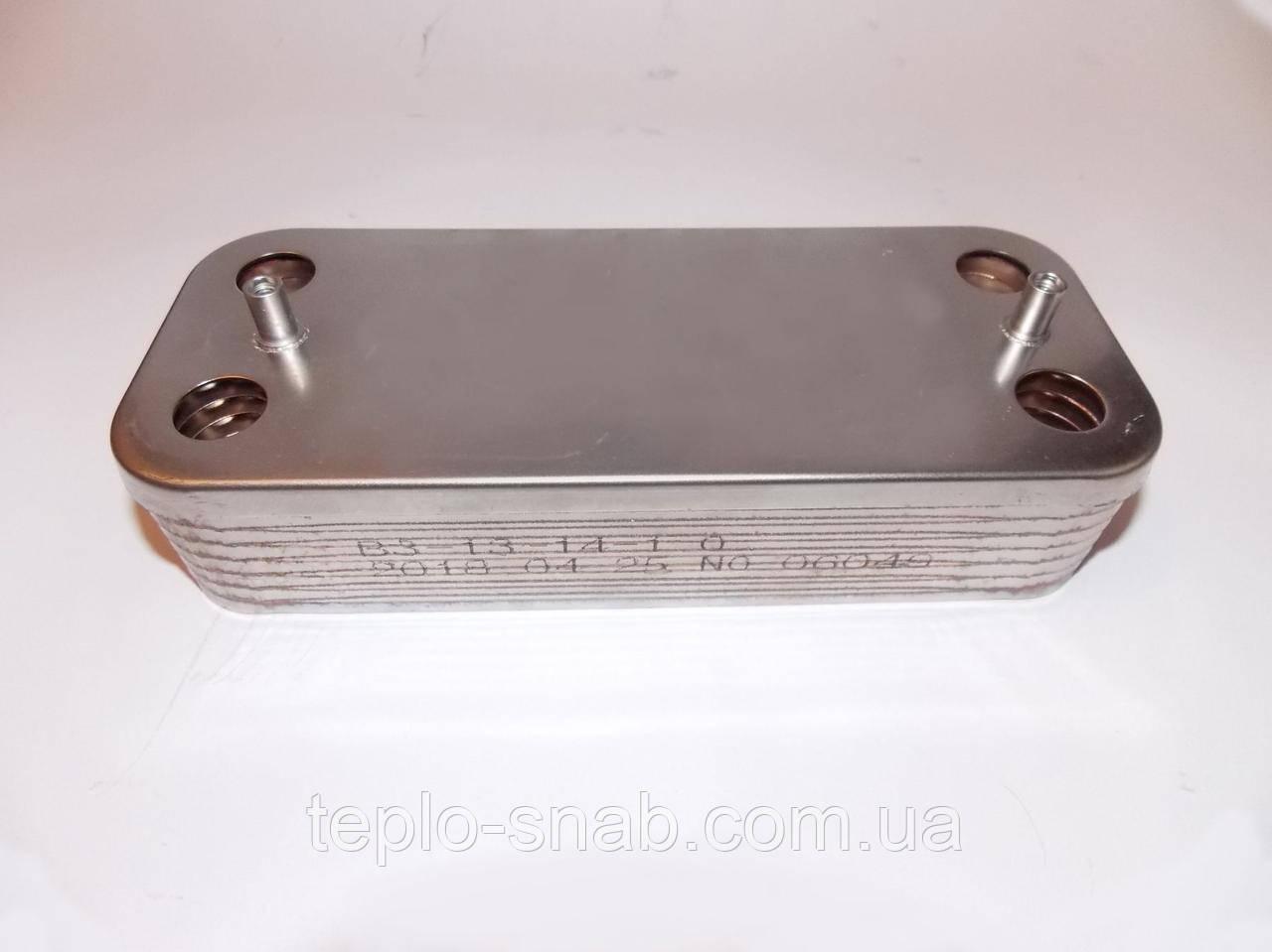 Вторинний теплообмінник Sime Format DGT BF/OF 14 пл. 6319690