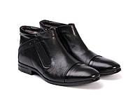 Ботинки Etor 9529-7040 44 черные , фото 1