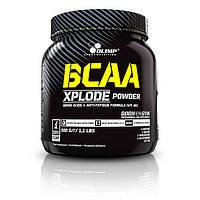 Аминокислоты БЦАА Olimp Nutrition BCAA Xplode 500 грамм