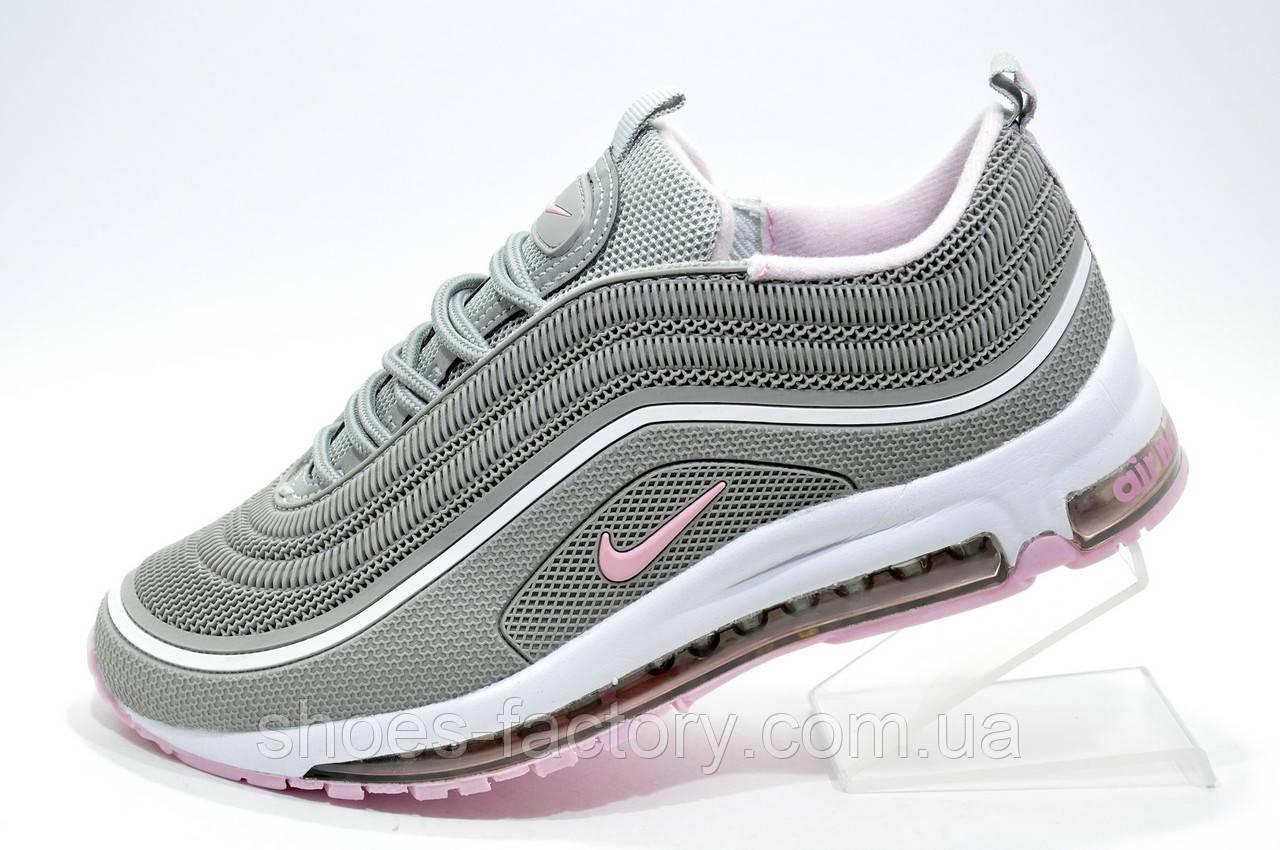 Женские кроссовки в стиле Nike Air Max 97 KPU, Gray\White
