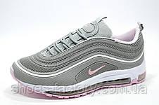 Женские кроссовки в стиле Nike Air Max 97 KPU, Gray\White, фото 2