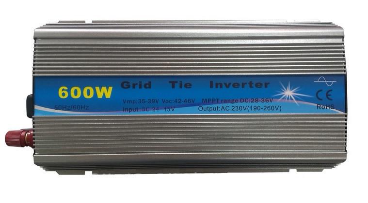 Инвертор сетевой AWV-600W