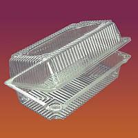 Универсальная упаковка для рулетов,тортов, печенья и других кондитерских изделий и кулинарии 2237(9)