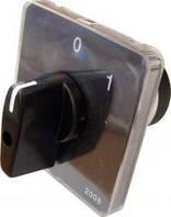 Кулачковый переключатель ПКП Е9 16А/2.823 (1-0 3 полюса)
