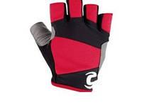 Перчатки без пальцев Cannondale classic, размер XL, RED
