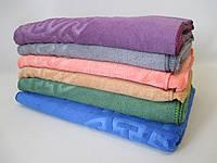 Однотонное банное полотенце., фото 1
