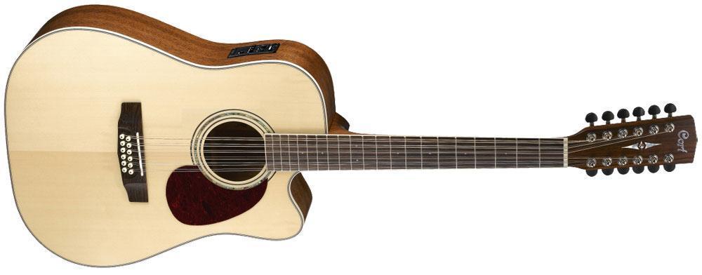 Електро-акустична гітара CORT MR710F-12 (NS)
