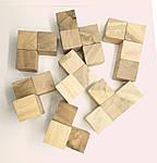 Головоломка деревянная Куб сома 3Д, фото 3