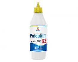 Влагостойкий клей для дерева Puiduliim B-3 Eskaro 0.75л